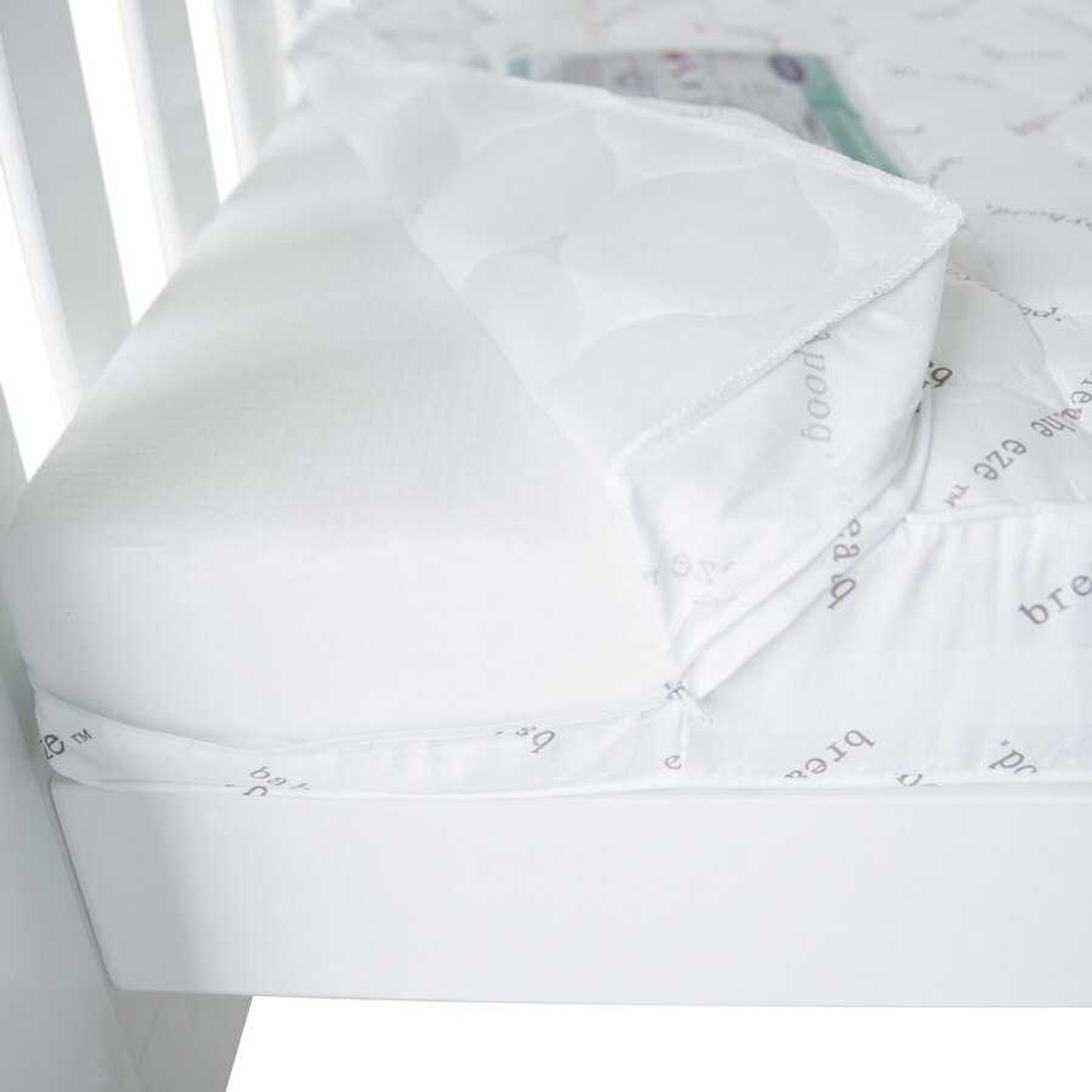 Babyhood Breathe Eze Cot Mattress 131 x 75 cm Vend Uncategorized 119