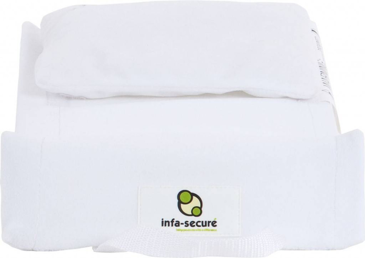InfaSecure Terri Bath Support White