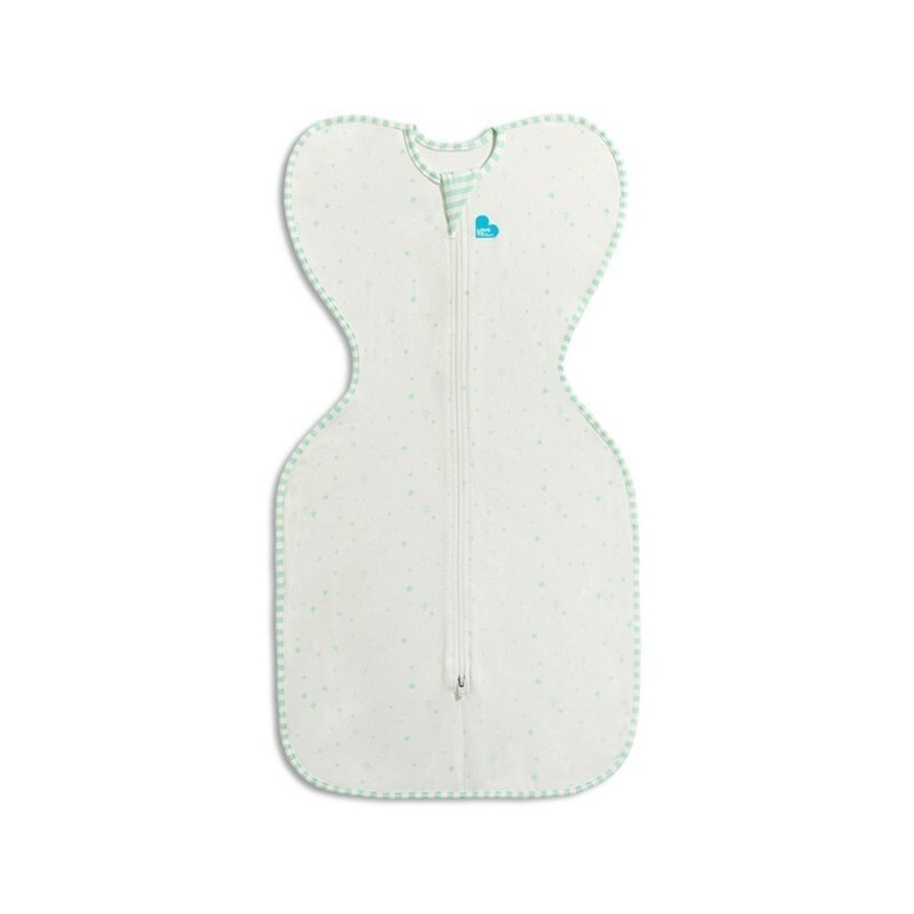 Swaddle Up Organic Medium by Love To Dream - MINT