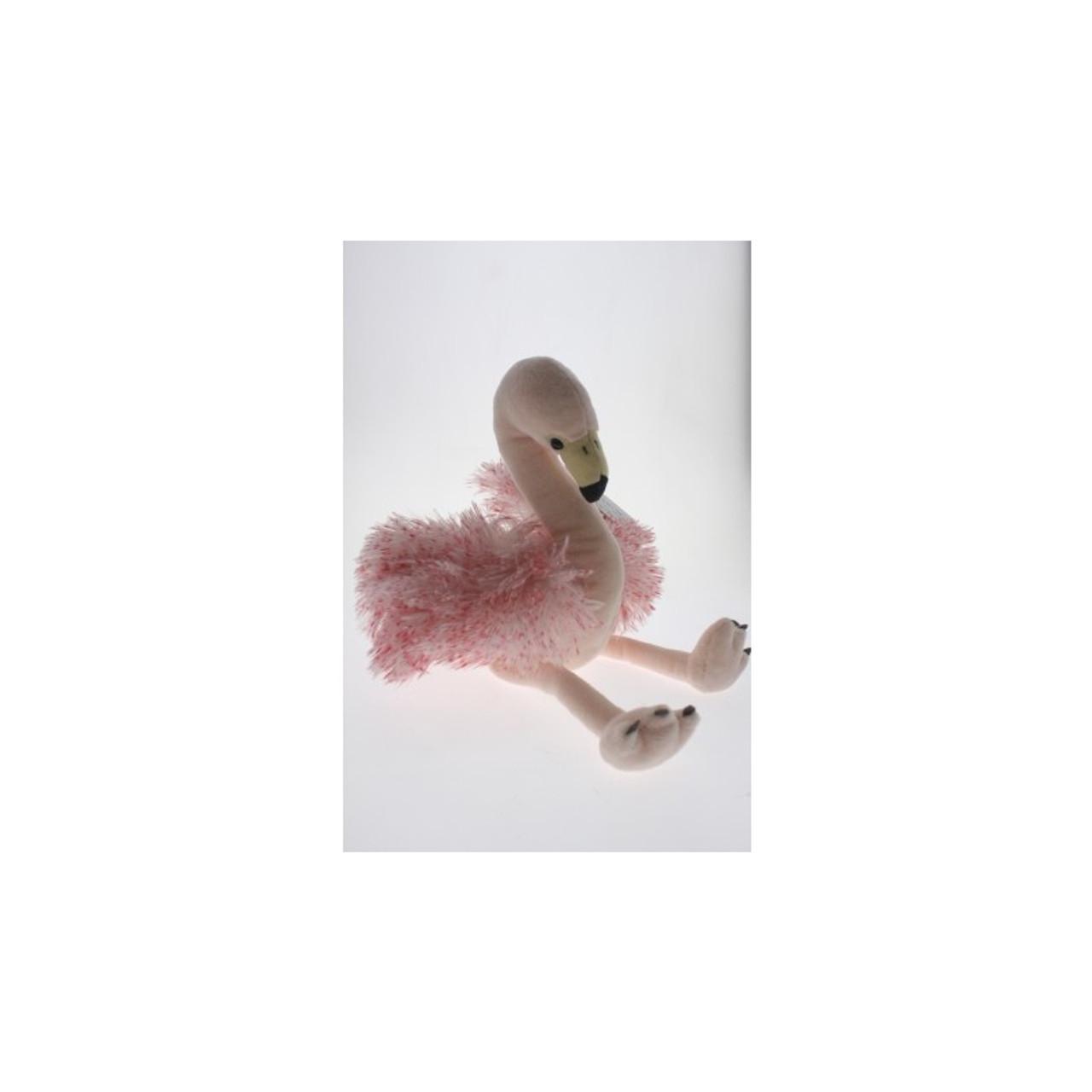 RR10 22cm Pink Flamingo Plush