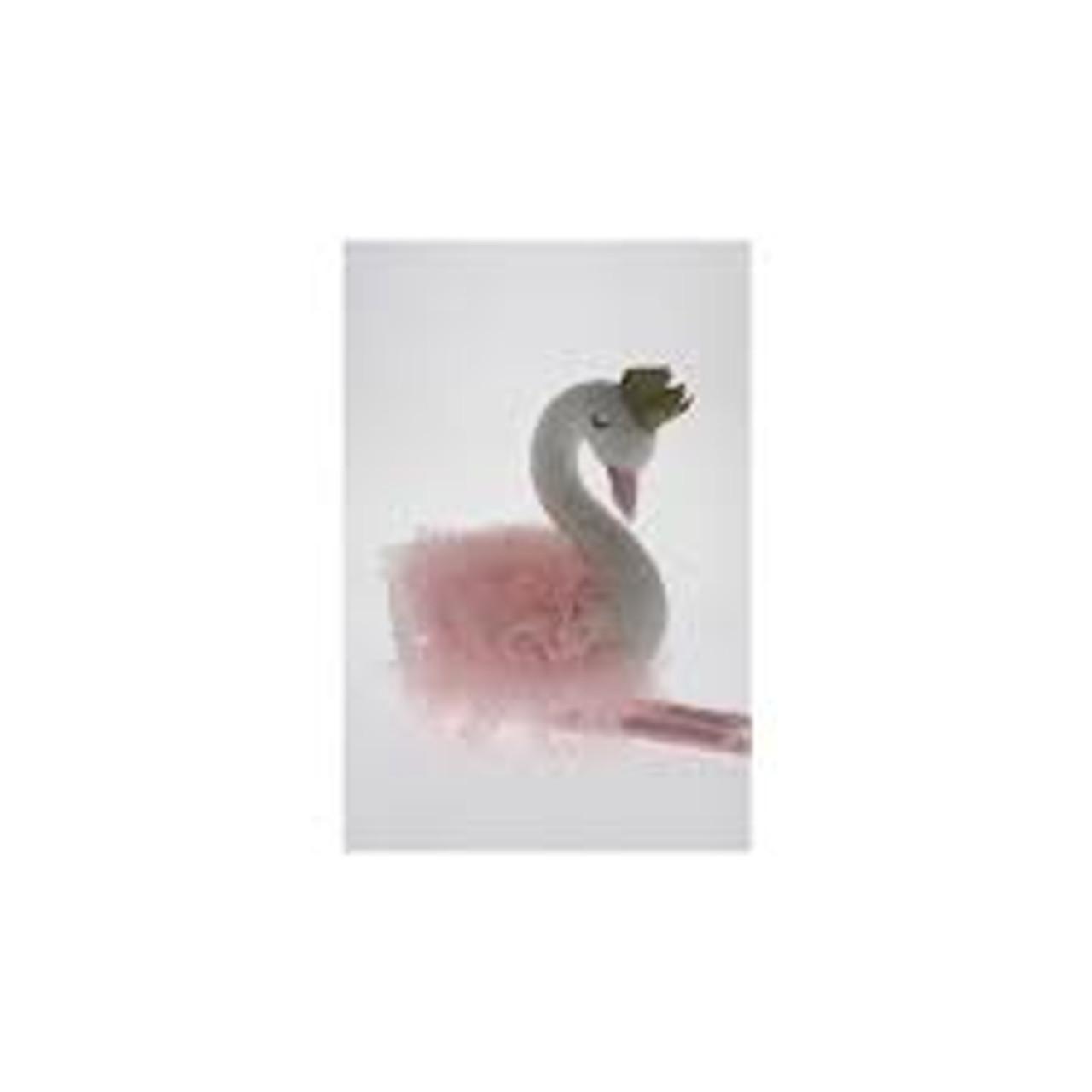 RR11 20cm Swan Ballerina Plush