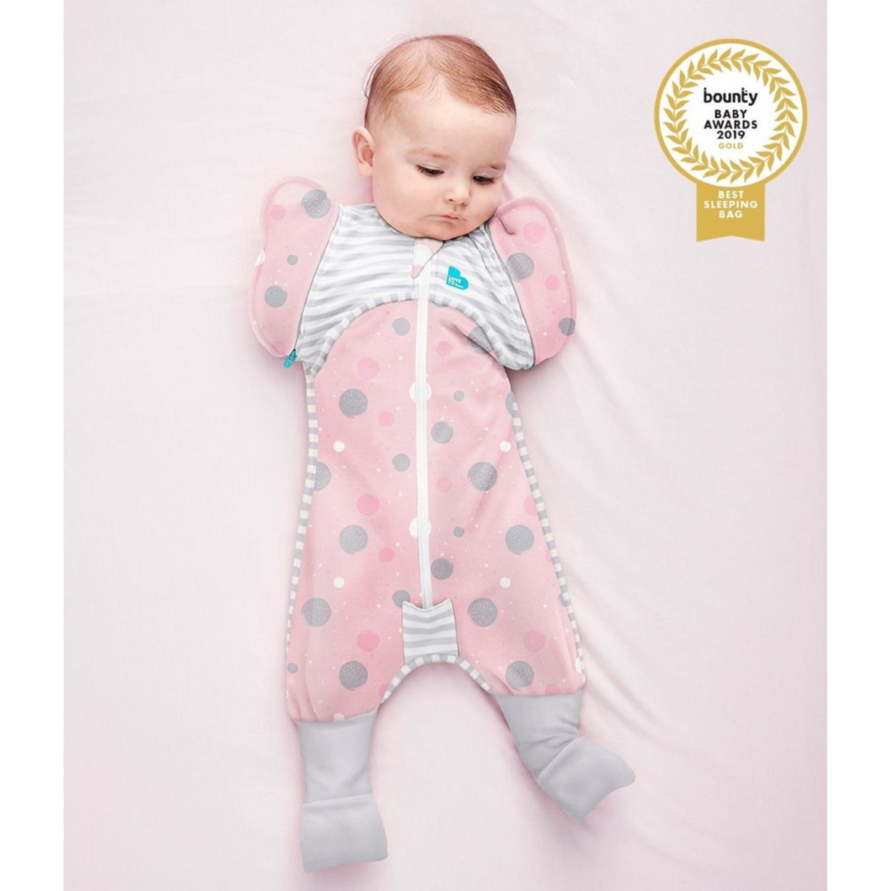 Love to Dream Swaddle Up Transition Suit 0.2 Tog