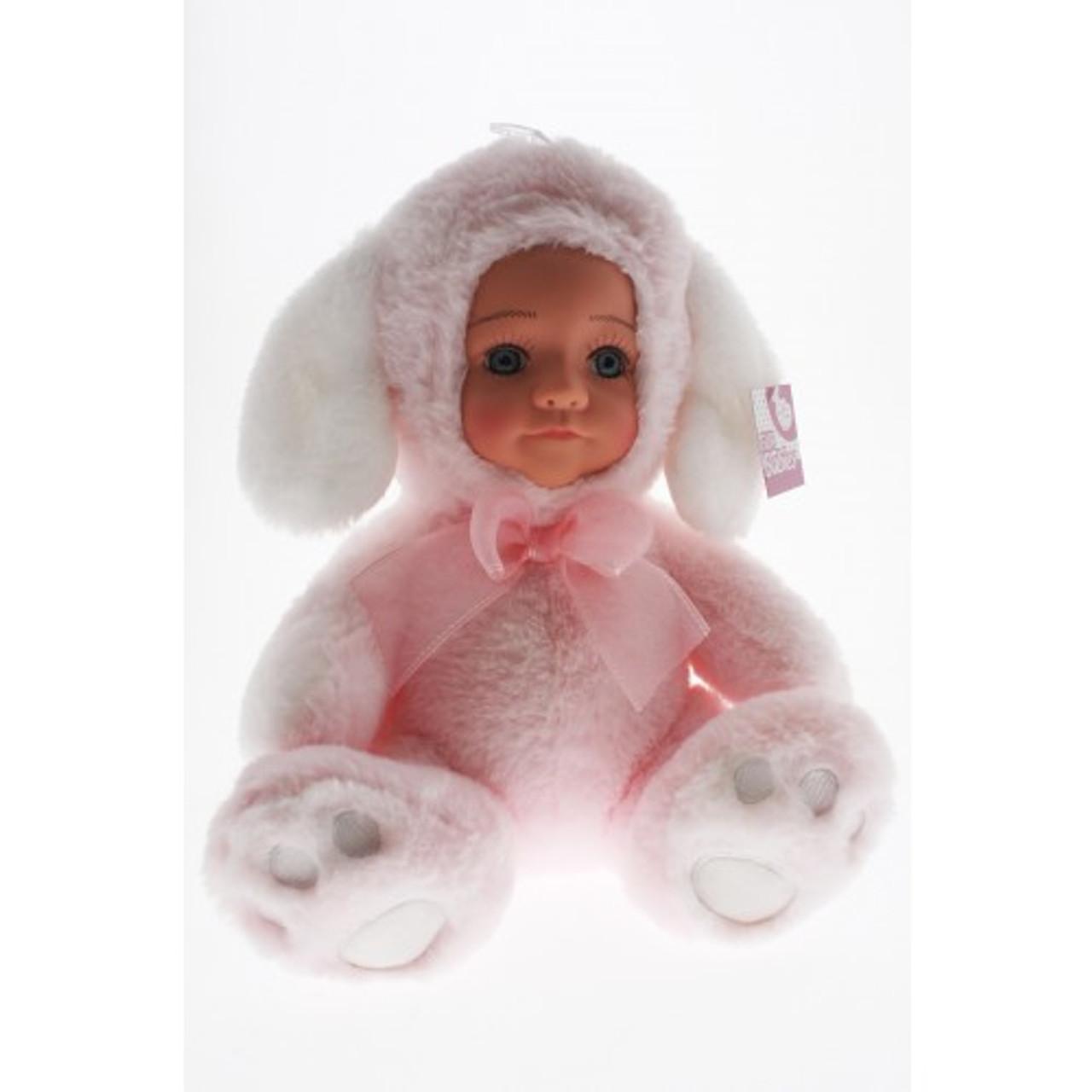 BFF138 Puppy Coco Pink/White