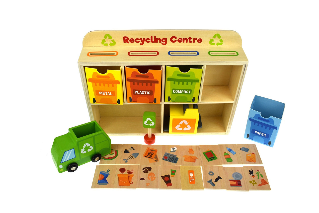 Tooky Toy Recycling Centre