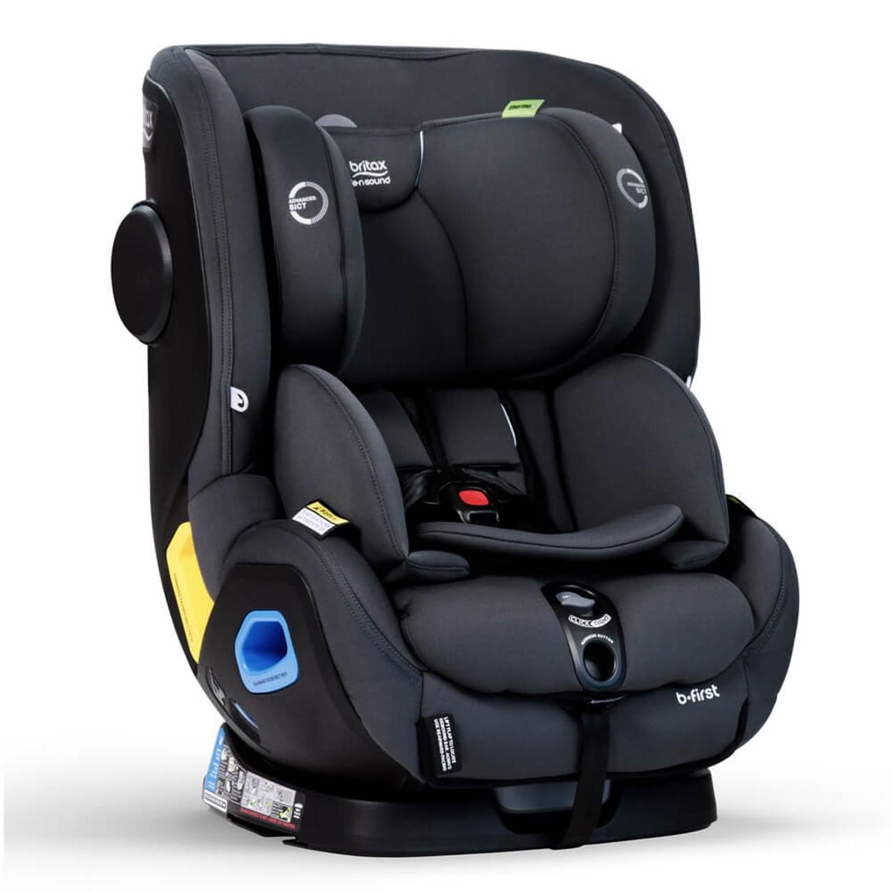 Britax Safe n Sound B-First Car Seat  - CHARCOAL