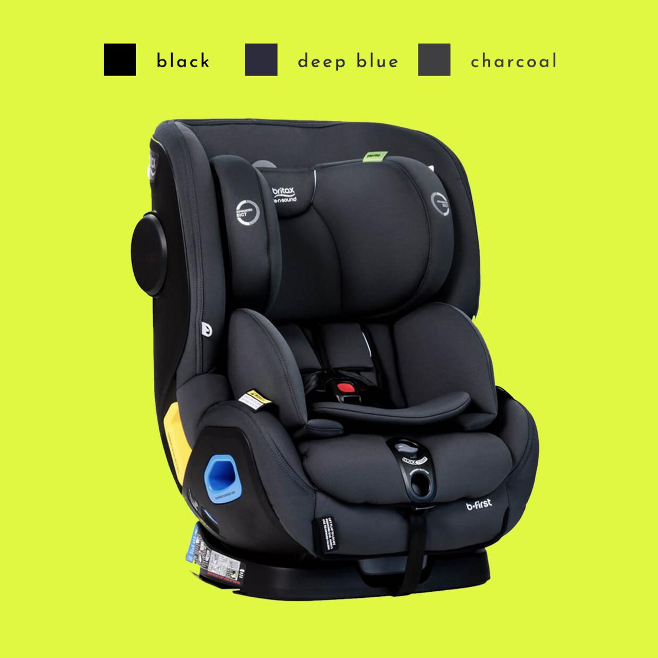 The New Britax B First Car Seat