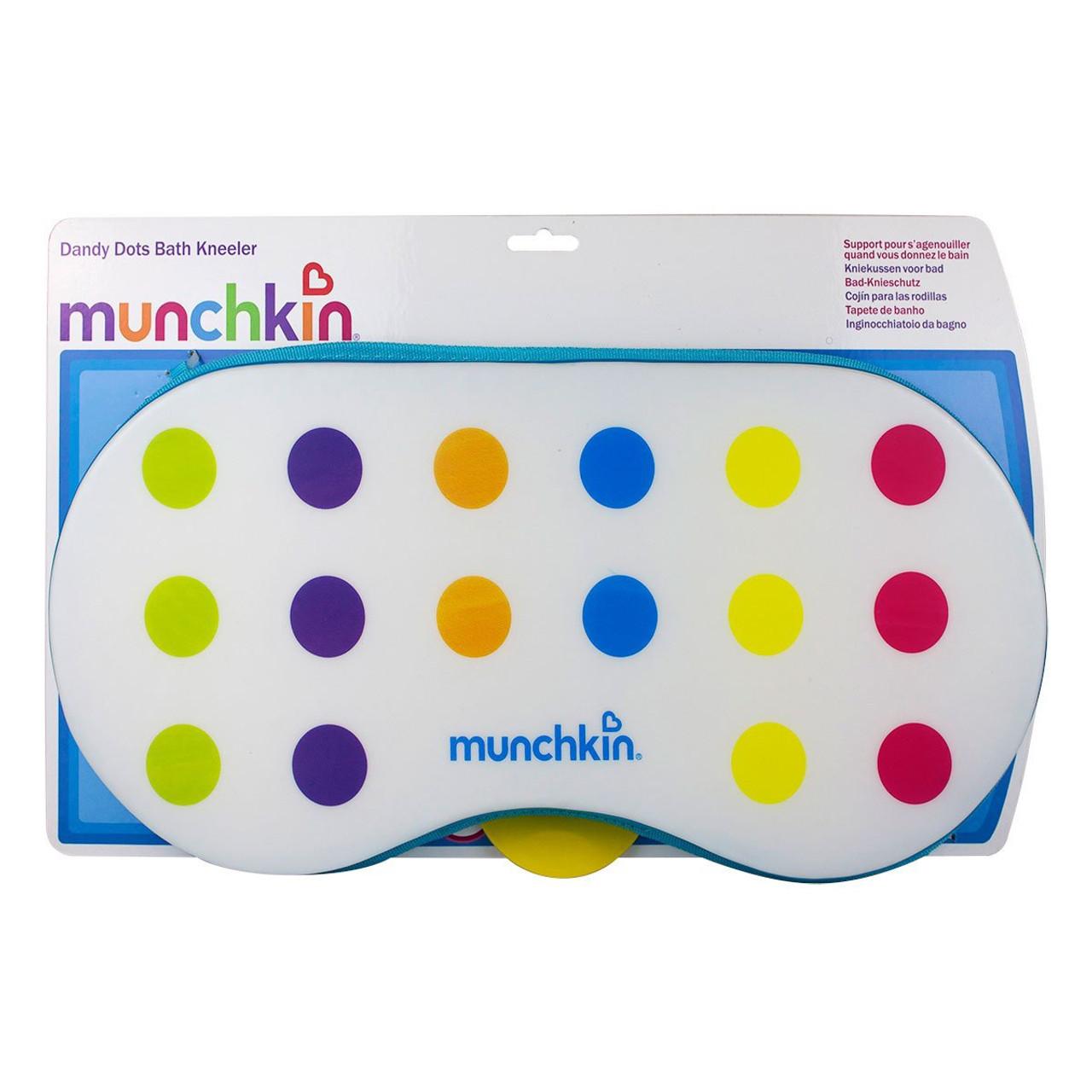 Munchkin Dots Bath Kneeler