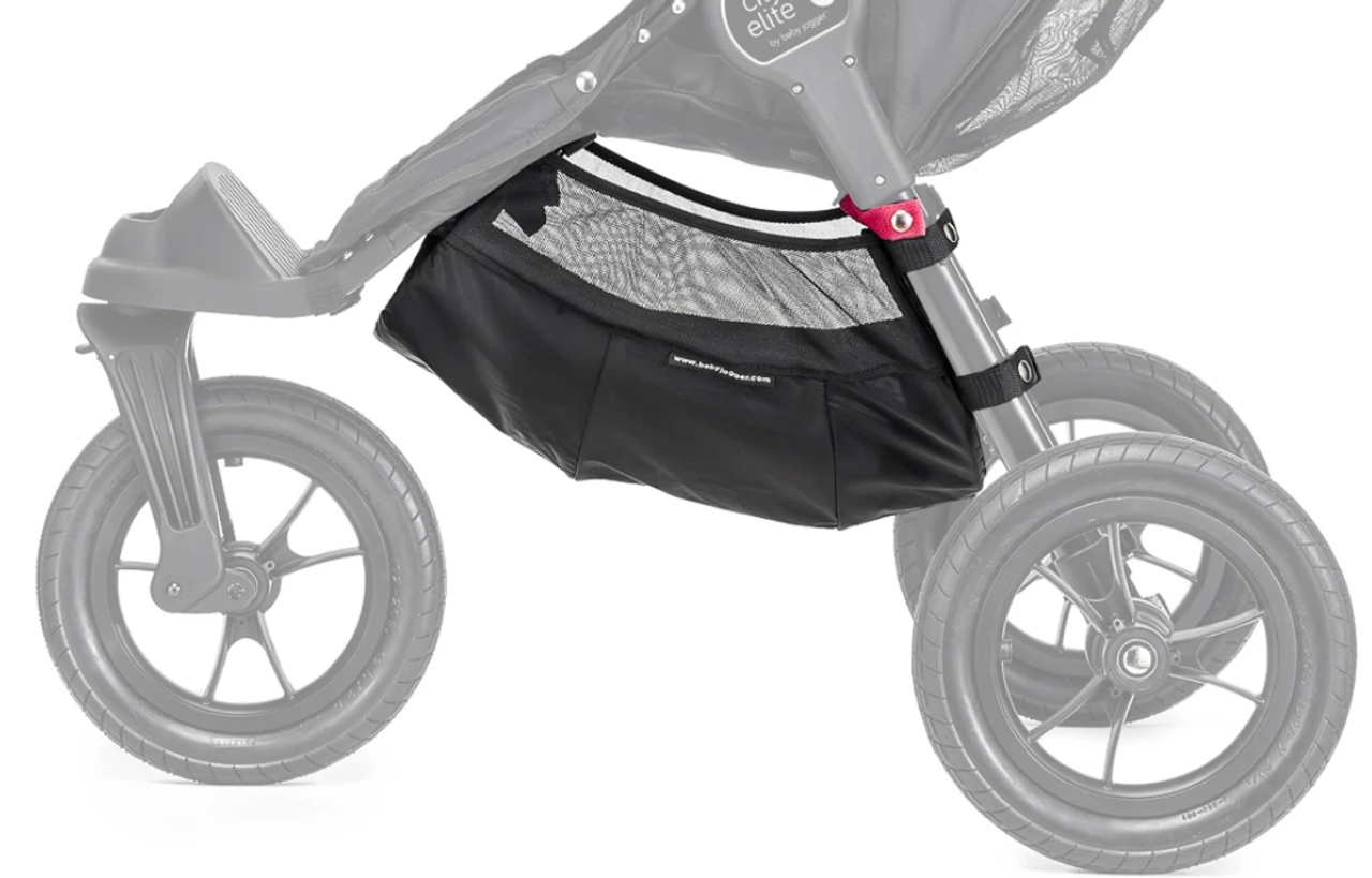 Baby Jogger City Elite Under Basket at Baby Barn Discounts Replacement Under Basket for the Baby Jogger City Elite.