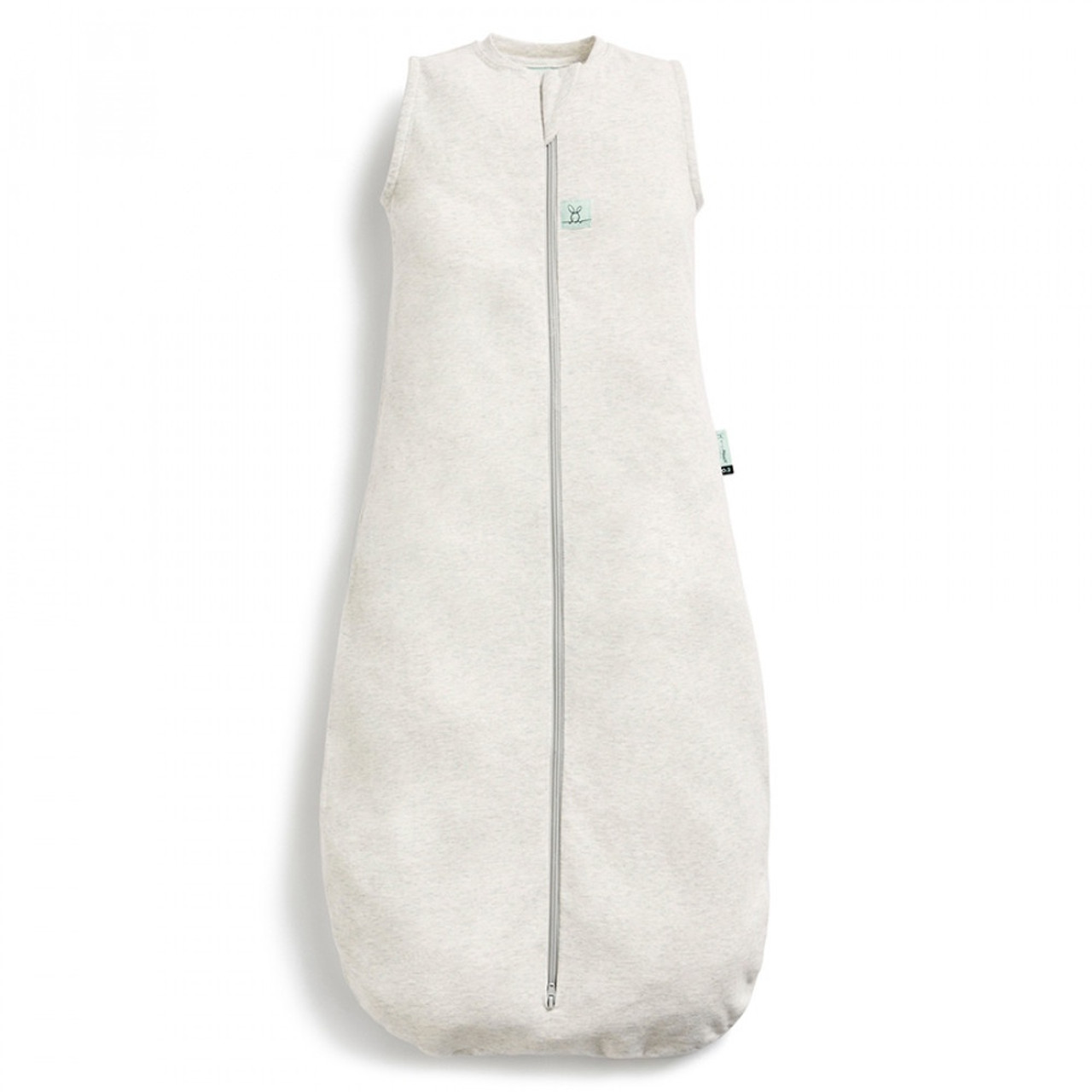 ergoPouch Jersey Sleeping Bag 0.2 TOG Grey Marle 8-24 months at Baby Barn Discounts Ergopouch lightweight 0.2 TOG Jersey Sleeping Bag perfect for humid summer.