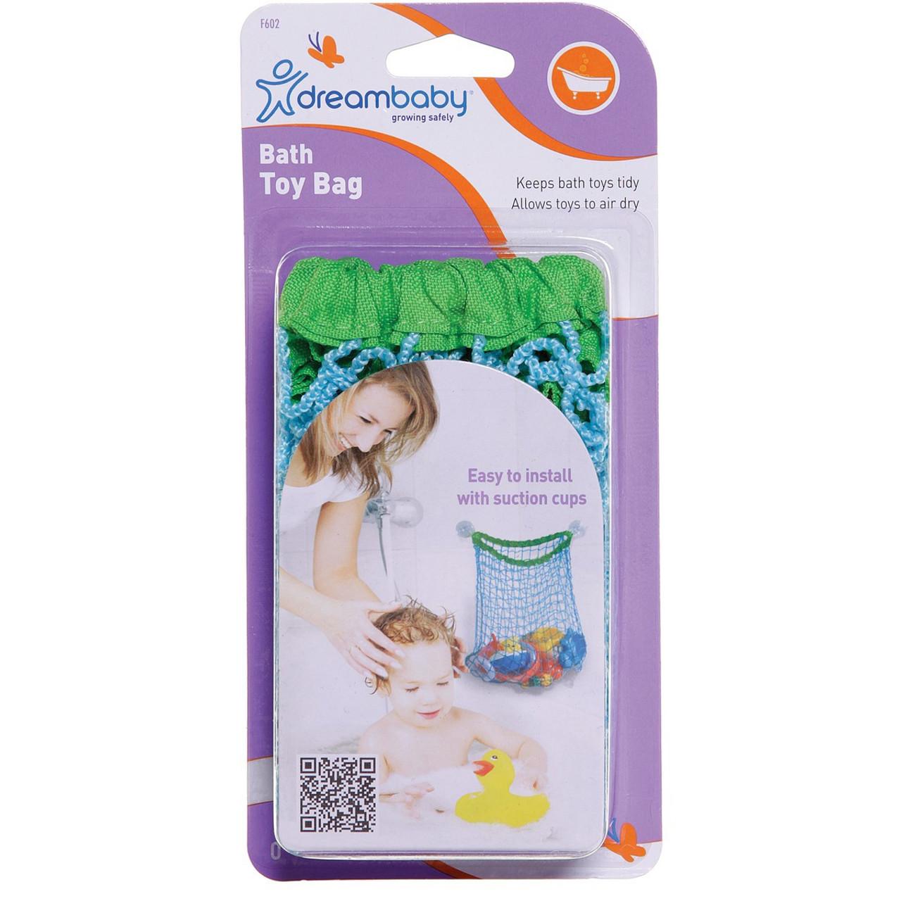 Dreambaby Bath Toy Bag F602