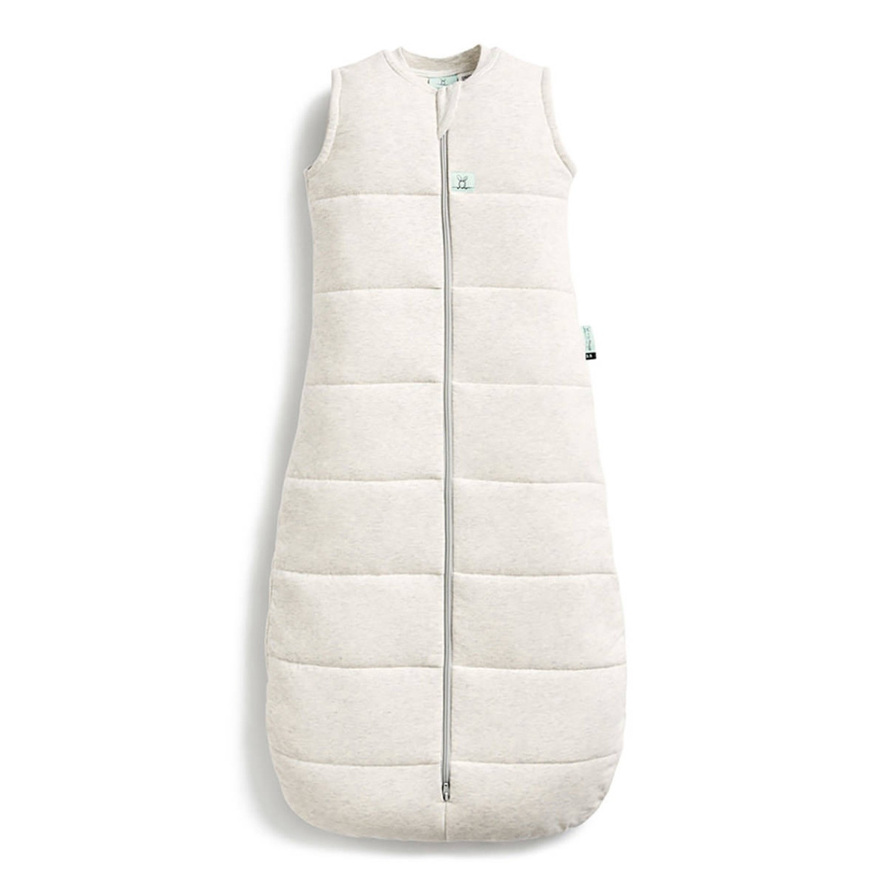 Ergopouch 2.5 tog Jersey Sleeping Bag 8 - 24 Months - GREY MARLE