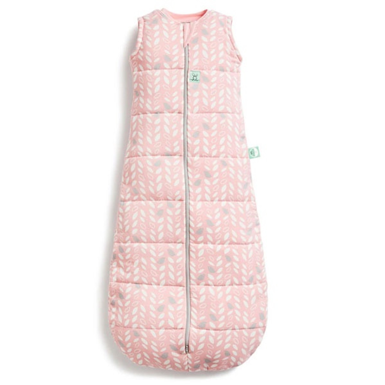 Ergopouch 2.5 tog Jersey Sleeping Bag 8 - 24 Months - SPRING LEAVES
