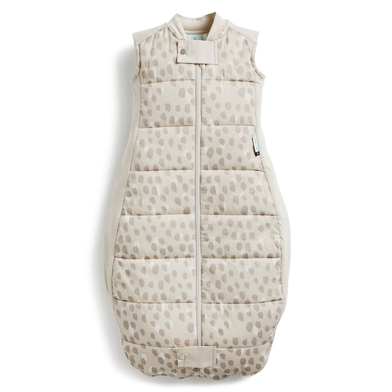 Ergopouch Sheeting Sleeping Bag 2.5 tog 2-12 Months - FAWN
