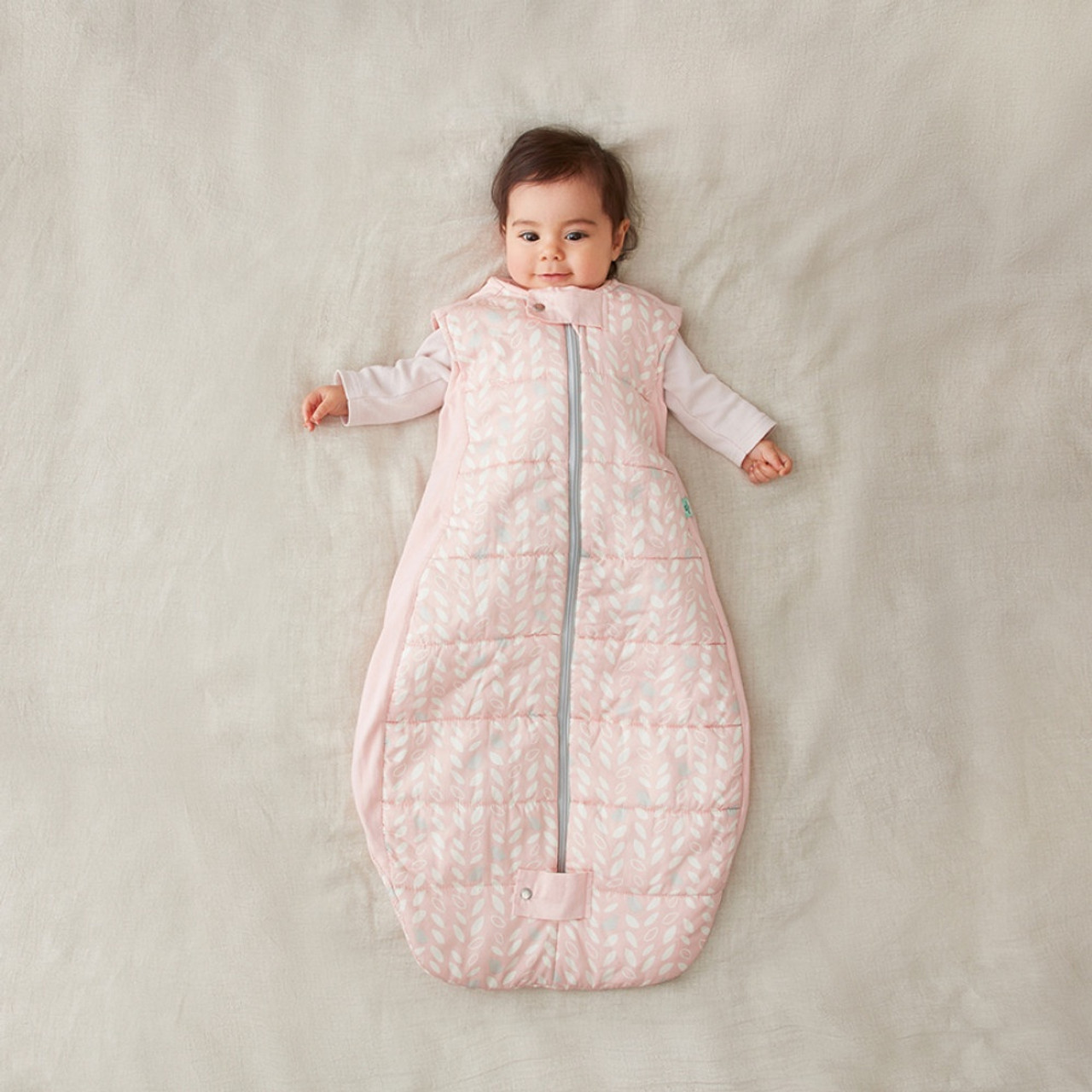 Ergopouch Sheeting Sleeping Bag 2.5 tog 2-12 Months (old prints)
