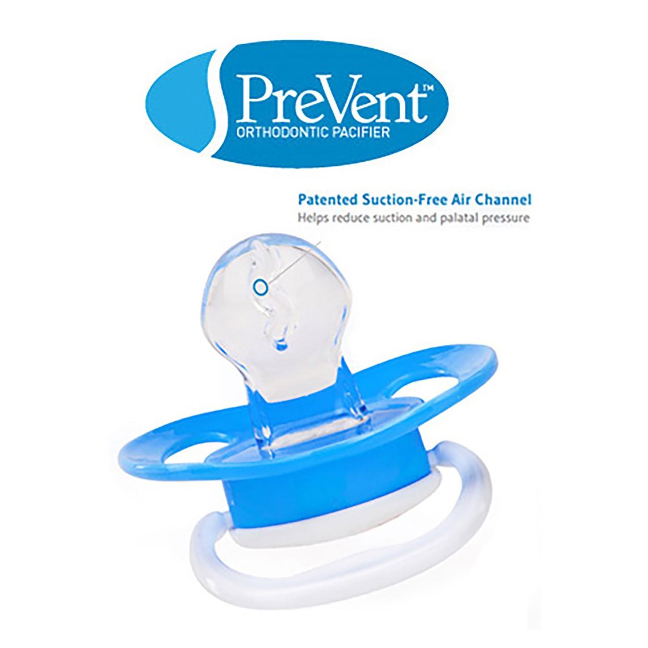 Dr Brown's Prevent Contoured Pacifier 12m+ 2pk
