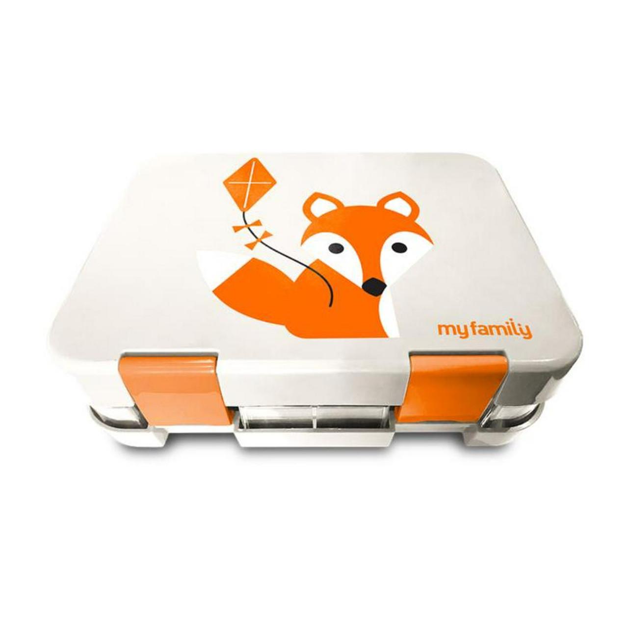 My Family Easy Clean Bento Box - FOXY