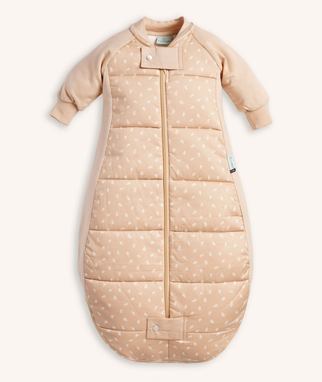 Ergopouch Sheeting Sleeping Bag 3.5 Tog 8-24 Months GOLDEN at Baby Barn Discounts
