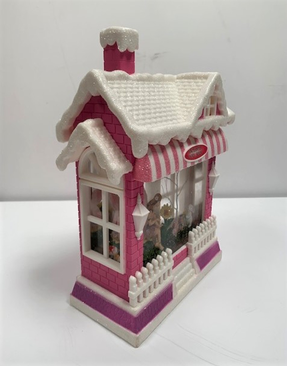 Chloes Garden Enchanted Fairy House side