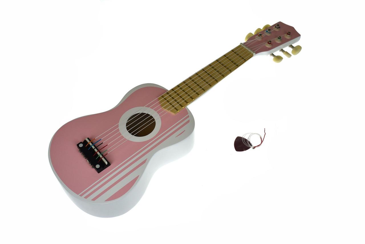 Koala Dream Classic Calm Wooden Guitar 54cm - LILY PINK