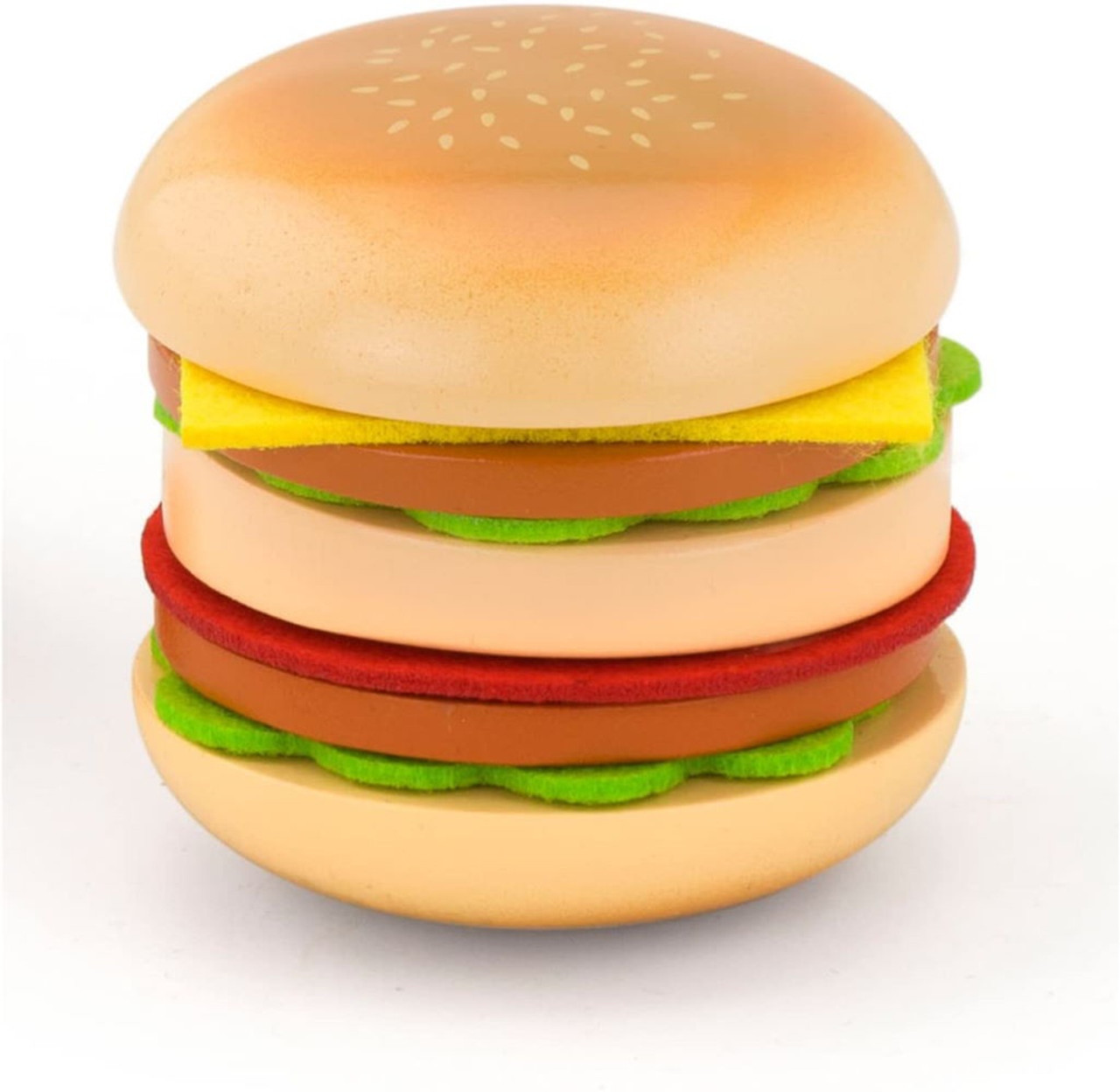 Viga Hamburger with Cola Play Set