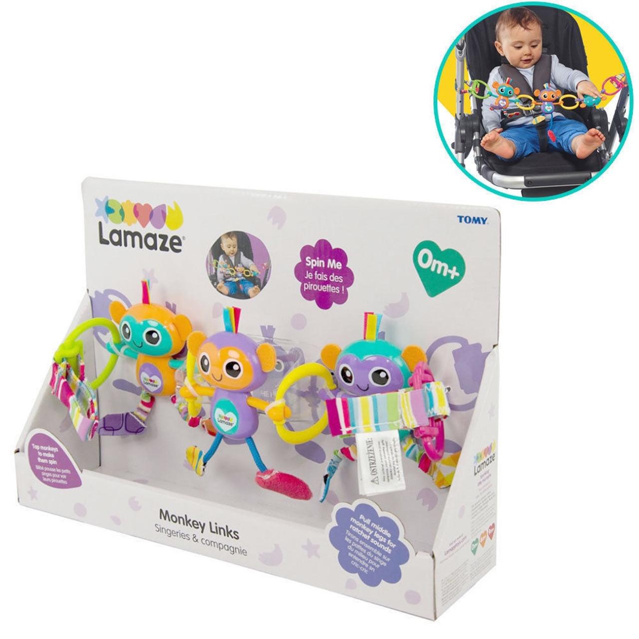 Lamaze Monkey Links at Baby Barn Discounts