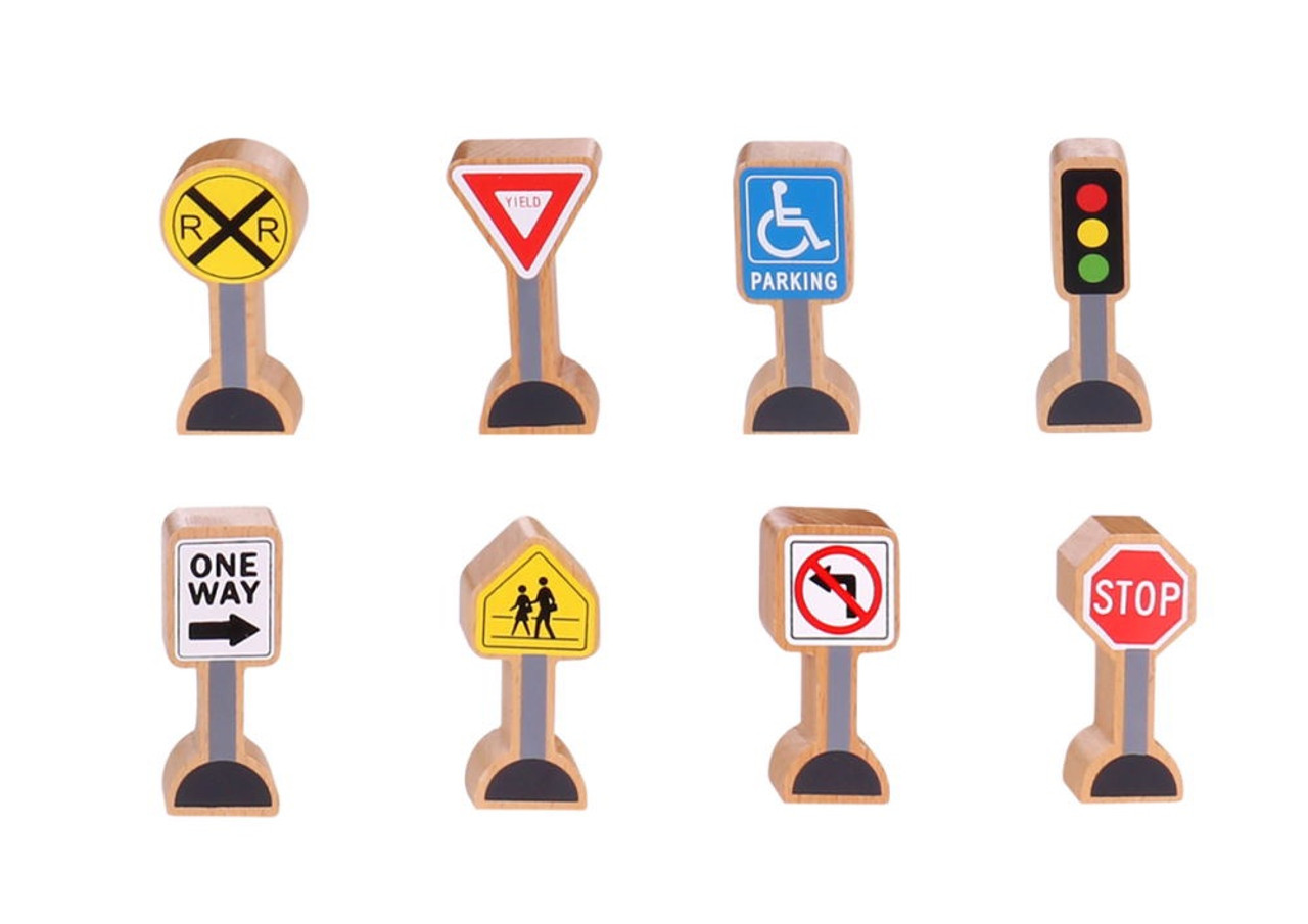 Tooky Toy Transportation and Sign Set at Baby Barn Discounts