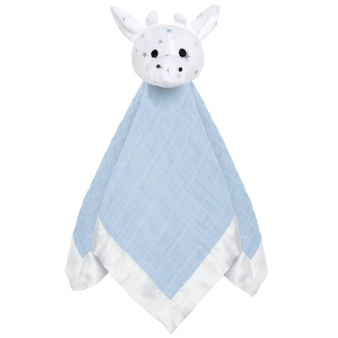 Aden + Anais Muslin Security Blanket Musy Mate Lovey - Classic Sky Reverie