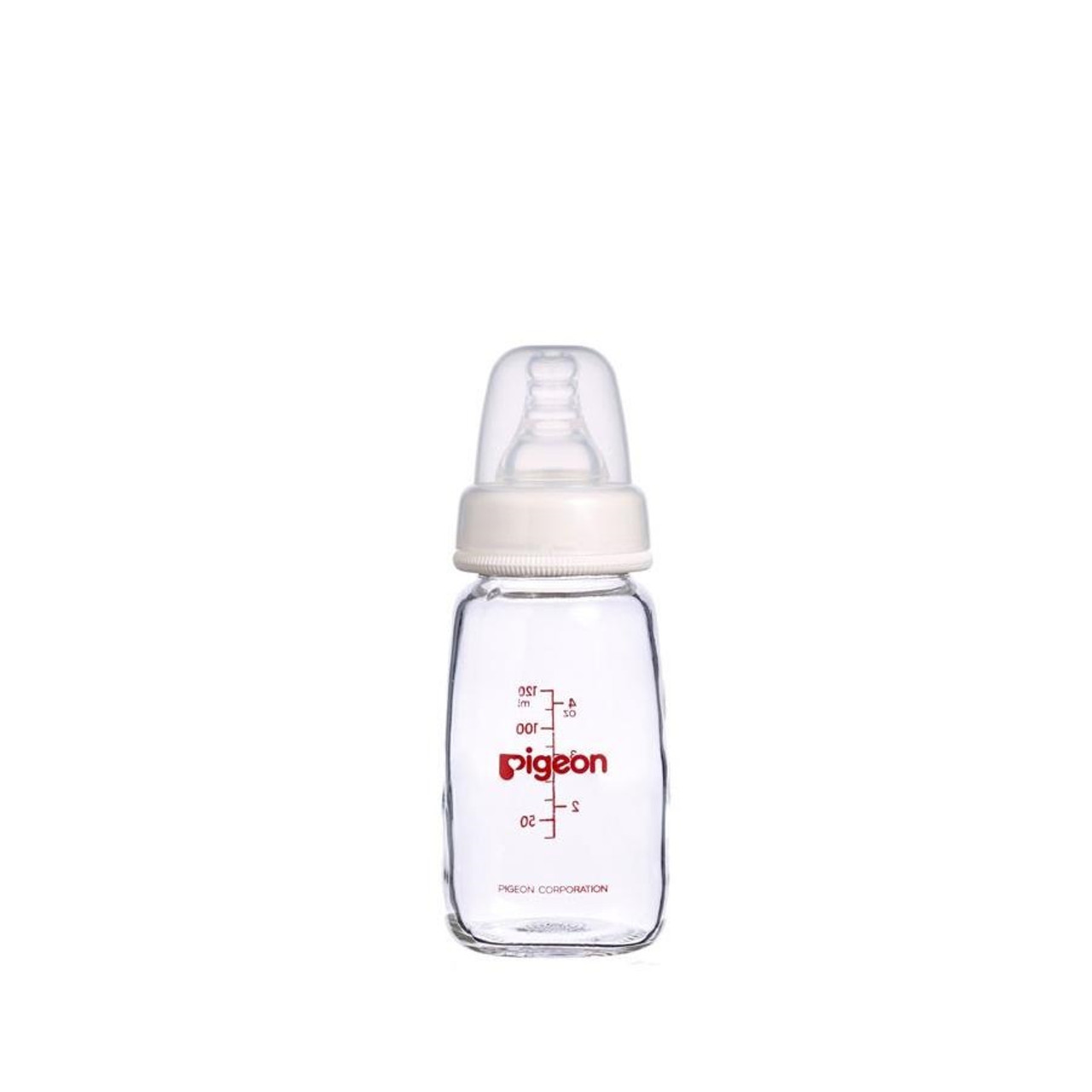 Pigeon Flexible Peristaltic Glass Slim Neck Bottle - 120ml at Baby Barn Discounts The Pigeon Flexible™ Glass Bottle is a slim neck bottle for use with Flexible™ Peristaltic Teats.