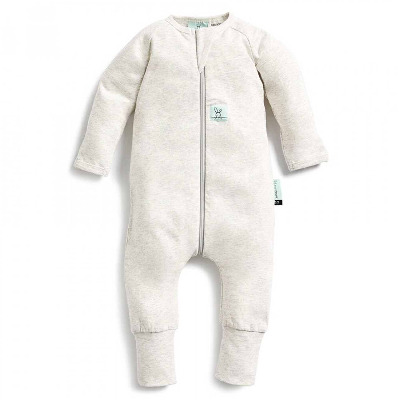 ErgoPouch Layers Long Sleeve 1.0 TOG Grey Marle at Baby Barn Discounts Mix and match our TOG-rated Layers, designed to be worn under our range of Cocoon Swaddle Bags, Sleeping Bags, Sleep Suit Bags and Sleep Onesies.