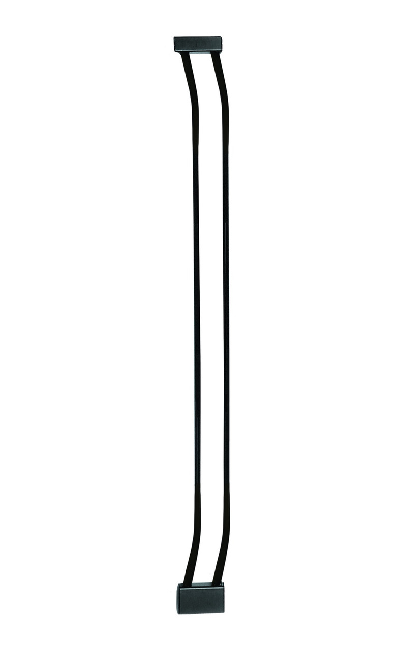 Dreambaby Extra Tall Extension 9cm BLACK at Baby Barn Discounts Extensions can be a huge help if your hallways or stairway is too wide for a gate. They are available in a range of sizes for added convenience.