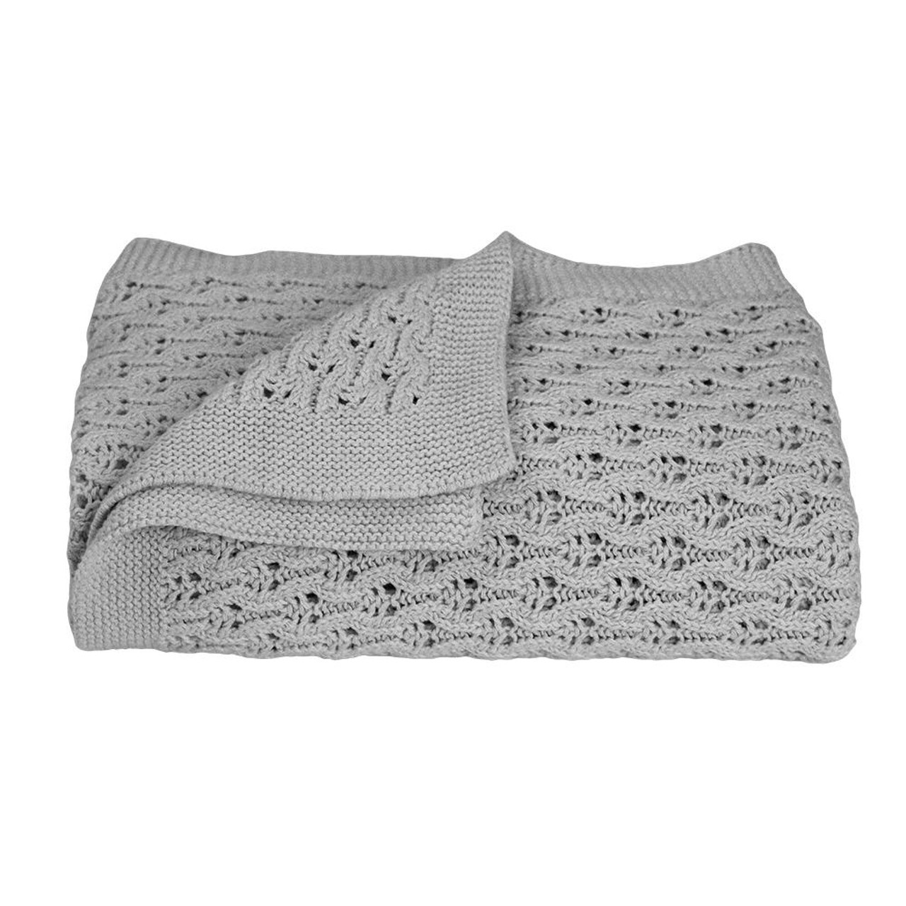 Living Textiles Lattice Cotton Baby Blanket at Baby Barn Discounts The traditional lattice knit of our 100% cotton baby shawls are perfect for special occasions and everyday use.