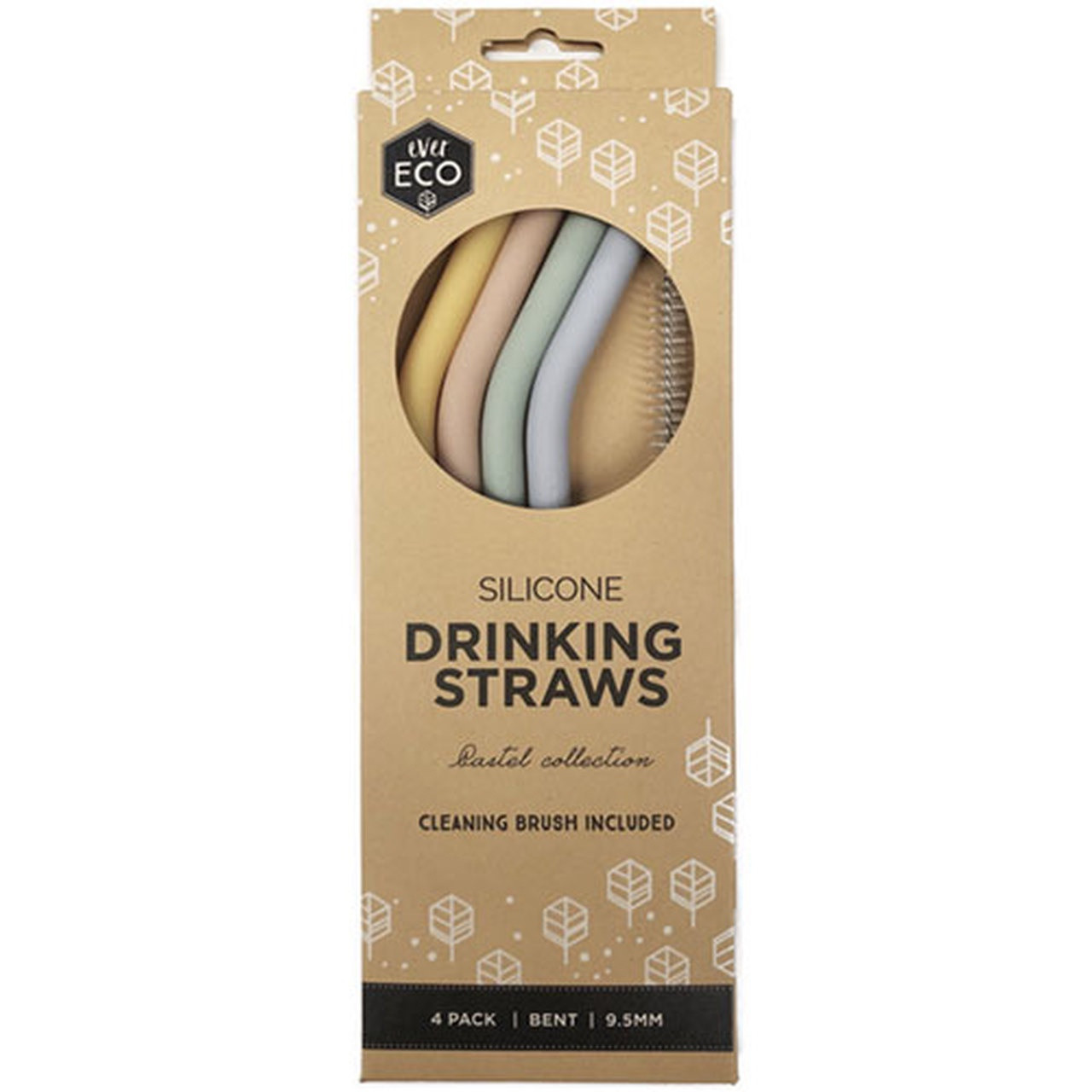 Ever Eco Silicone Drinking Straws 4pk at Baby Barn Discounts Ever Eco Silicone Drinking Straws are made from FDA approved premium grade silicone.