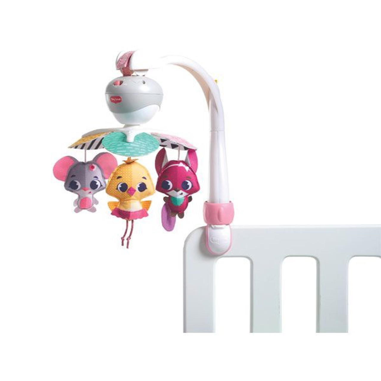 Tiny Love Take Along Mobile TINY PRINCESS TALES at Baby Barn Discounts Tiny Love colorful and vibrant Take-Along Mobile for on the go fun.