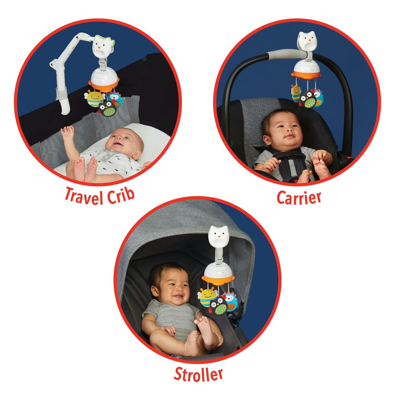 Skip Hop Explore 3 in 1 Travel Mobile   Baby Barn Discounts