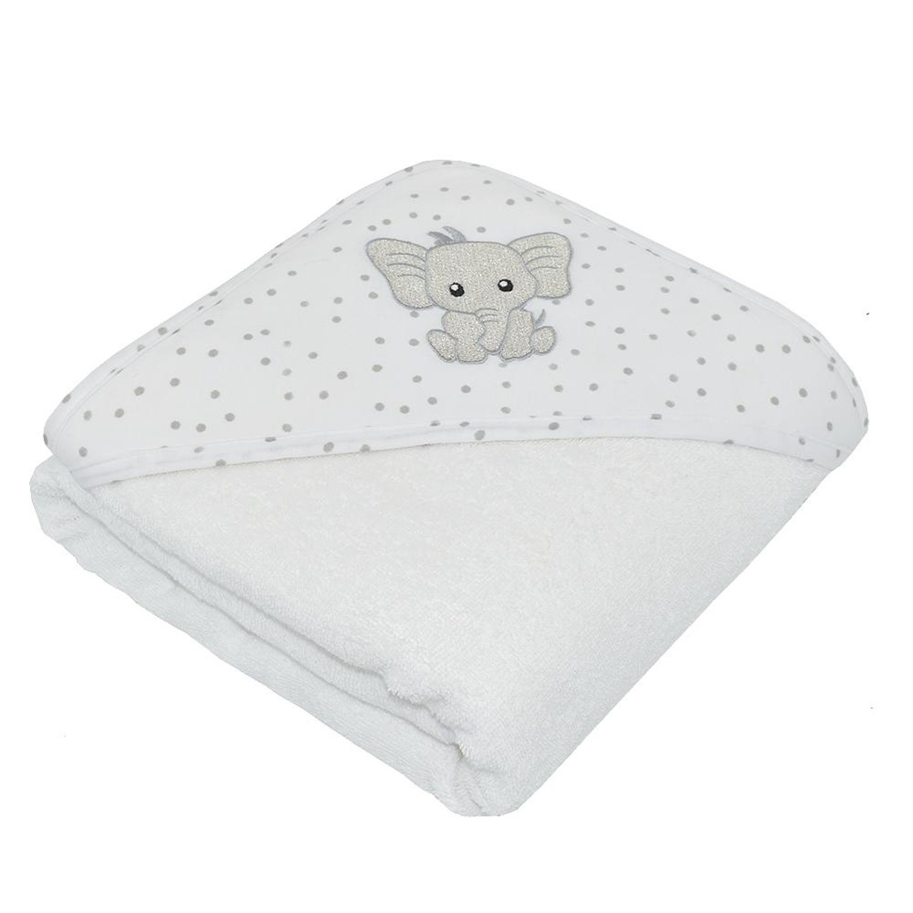 Living Textiles Hooded Towel at Baby Barn Discounts Living Textiles hooded towel is lightweight and luxurious, crafted from 100% cotton.