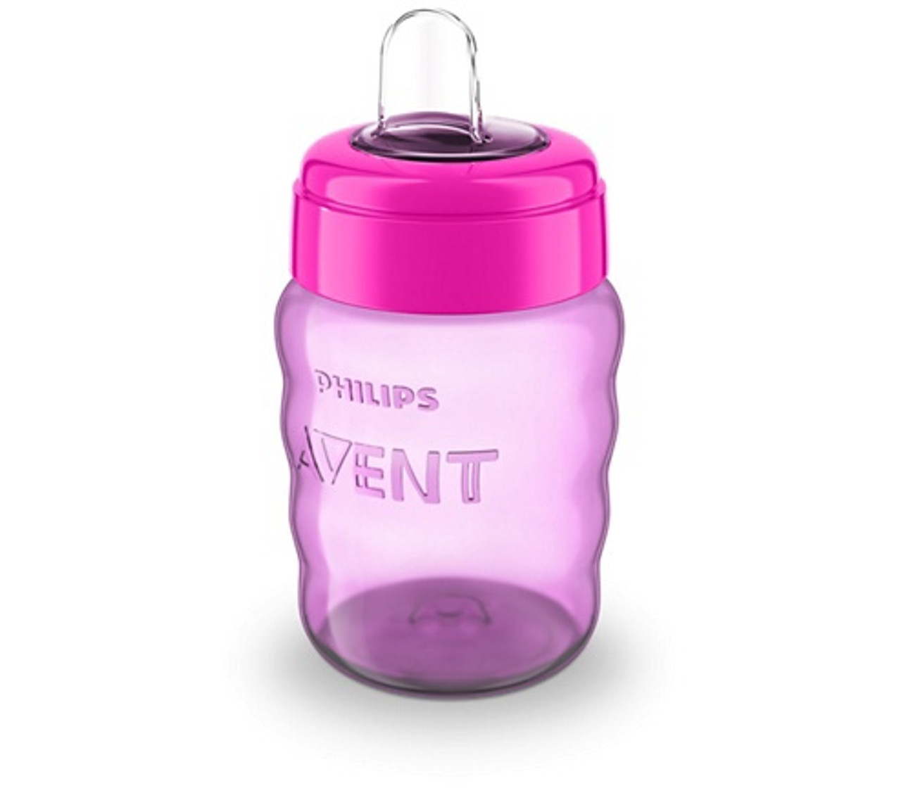 Avent My Easy Sip Cup 260ml PINK at Baby Barn Discounts Avent My easy sip soft spout cup comes in 260ml recommended for 9m+.