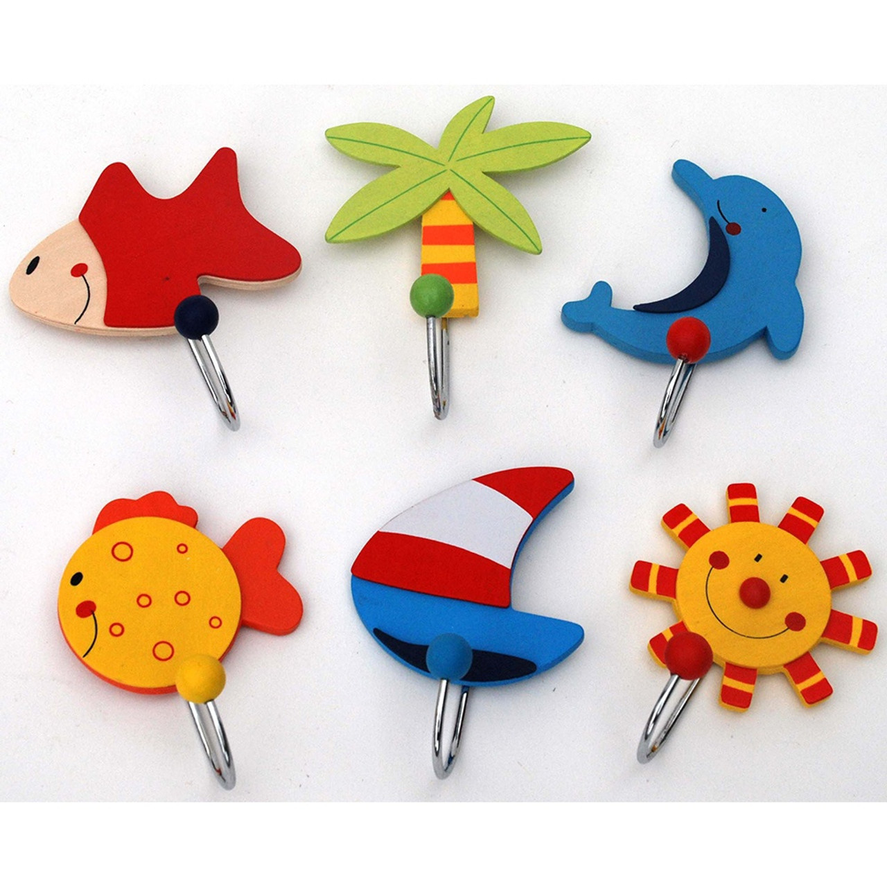 Toyslink Ornamental Wall Hook at Baby Barn Discounts Hanger hook from Toyslink that is screw mount onto the wall.