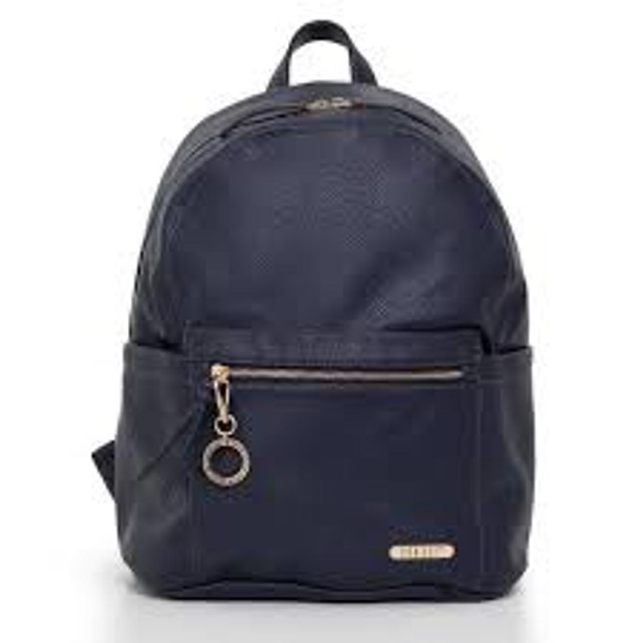 Vanchi Manhattan Backpack Nappy Bag