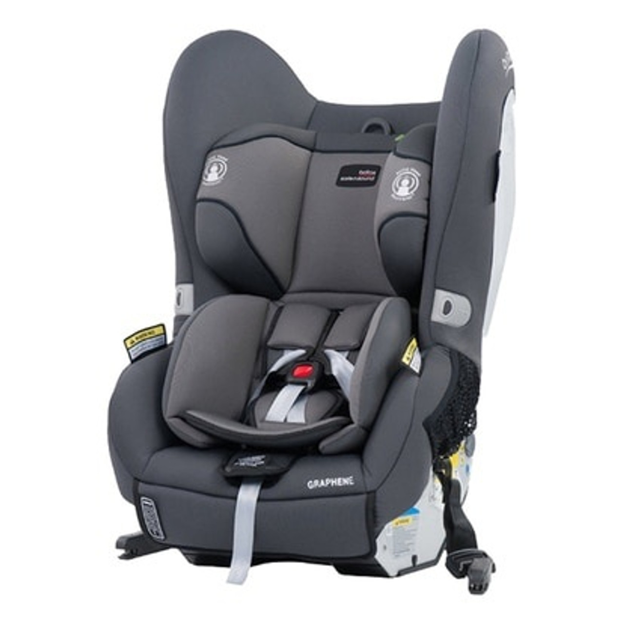 Britax Graphene advances Britax convertible car seat range with the addition of the Torso Side Impact Cushion Technology!