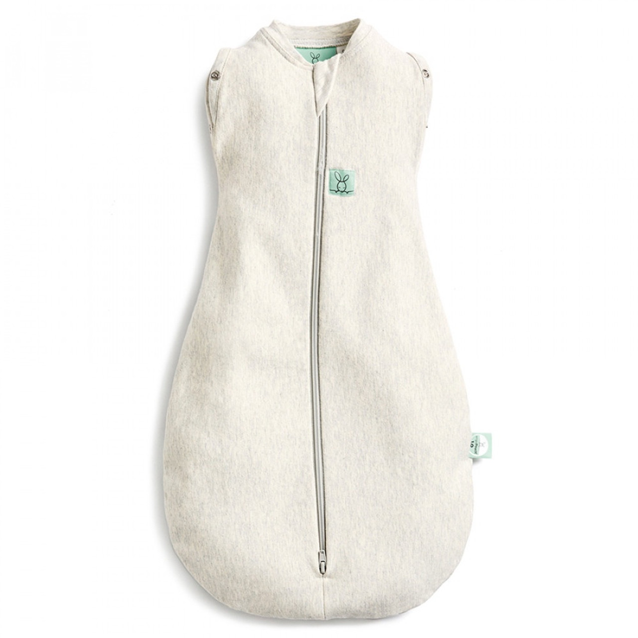 Ergopouch Cocoon Swaddle Bag 1.0 tog 6-12 Months  GREY MARLE at Baby Barn Discounts ErgoPouch cocoon 1.0 tog is an escape-proof swaddle which converts to a sleeping bag.