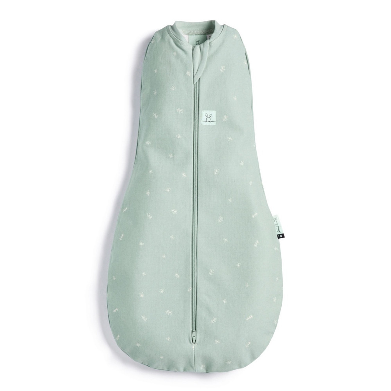 Ergopouch Cocoon Swaddle Bag 1.0 tog 6-12 Months SAGE at Baby Barn Discounts ErgoPouch cocoon 1.0 tog is an escape-proof swaddle which converts to a sleeping bag.