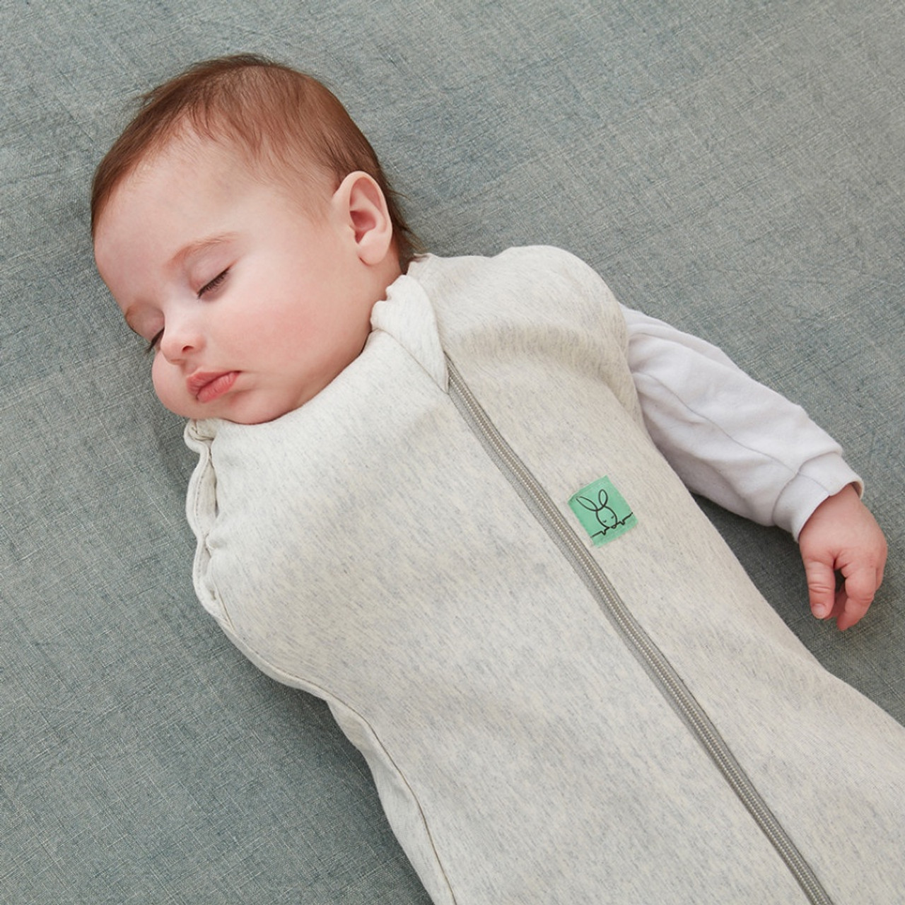Ergopouch Cocoon Swaddle Bag 1.0 tog 6-12 Months at Baby Barn Discounts ErgoPouch cocoon 1.0 tog is an escape-proof swaddle which converts to a sleeping bag.