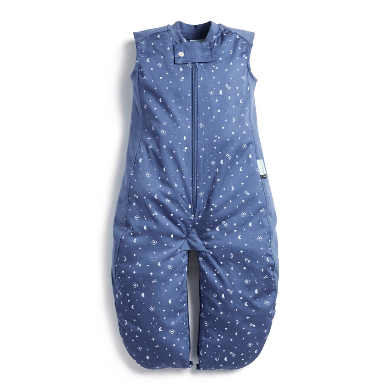 Ergopouch Sleep Suit Bag 0.3 Tog 2-4 Years NIGHT SKY at Baby Barn Discounts Ergopouch Sleep Suit Bag converts from a sleeping bag to a suit with legs using zippers.