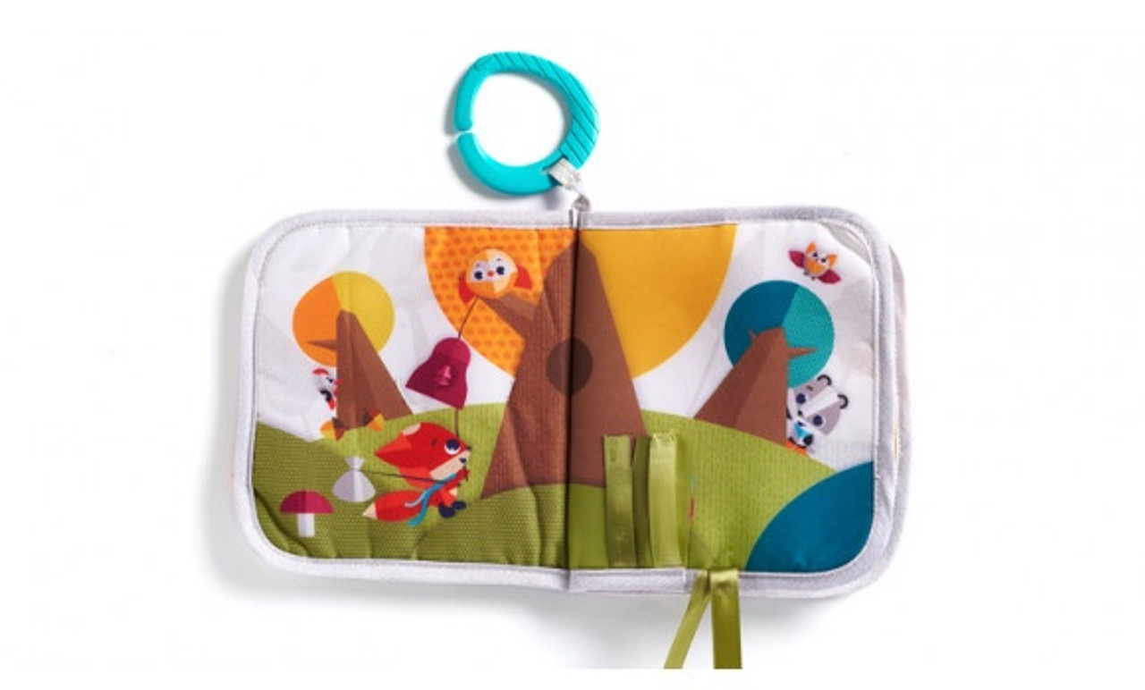 Tiny Love Where Do I Travel Soft Book at Baby Barn Discounts A soft book that engages baby and encourages growth.