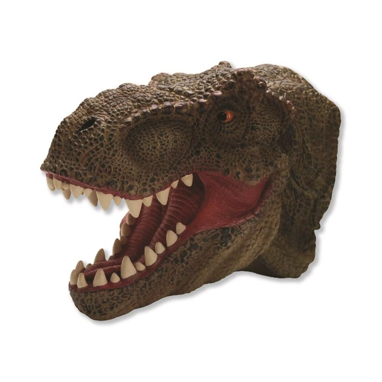 Johnco Dinosaur Hand Puppet T-REX at Baby Barn Discounts Johnco wonderful hand puppet made from soft rubber with life like features