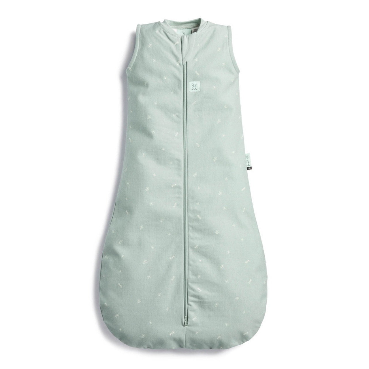 ergoPouch Jersey Sleeping Bag 0.2 TOG 3-12 months Sage at Baby Barn Discounts
