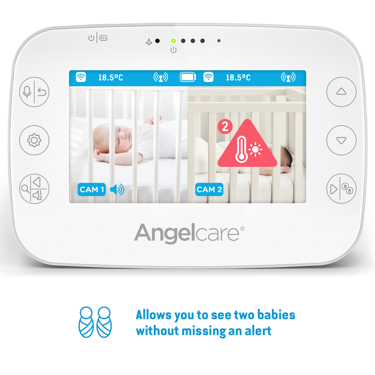 Angelcare AC320 Video & Sound Monitor at Baby Barn Discounts