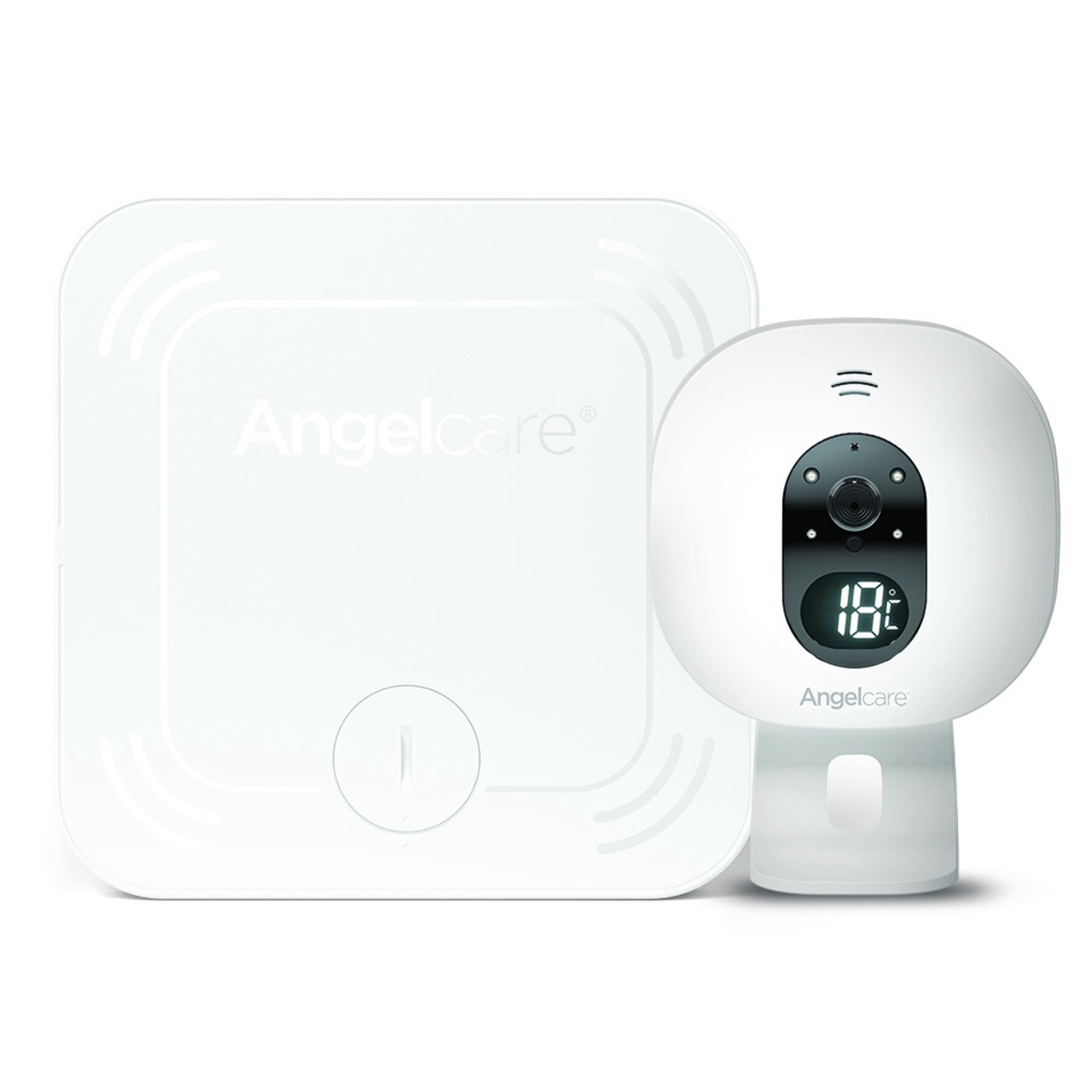 Angelcare ACAM2 Extra Movement Sensor Pad & Additional Camera at Baby Barn Discounts Additional nursery unit compatible to the Angelcare AC527, AC337, AC327, AC320