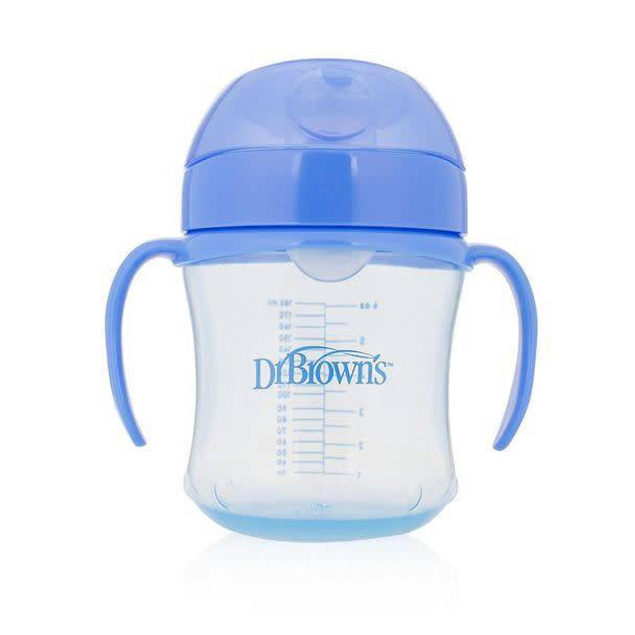 Dr Brow's Soft Spout Transition Cup 180ml at Baby Barn Discounts Dr Brown's soft spout transition cup is the best way to help baby make the easy transition from bottle to cup.