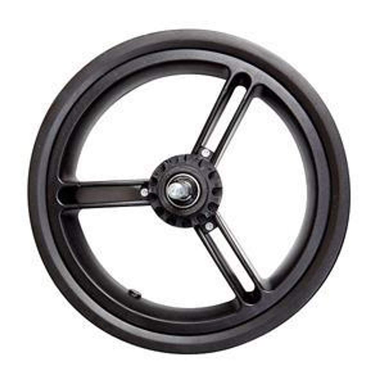 Phil & Teds Promenade Rear Wheel at Baby Barn Discounts Replacement rear wheel to suit the Phil & Teds/ Mountain Buggy Promenade buggy (including the axle).
